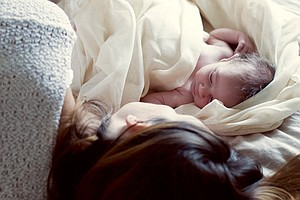 New Guidelines Acknowledge The Reality: Babies Do Sleep I...