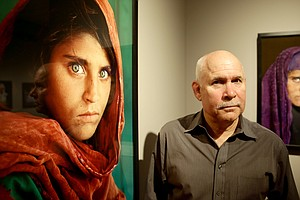 Woman From Famous 'Afghan Girl' Photo Is Arrested In Paki...