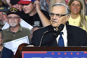 Arizona Sheriff Joe Arpaio Hit With Federal Contempt Charge