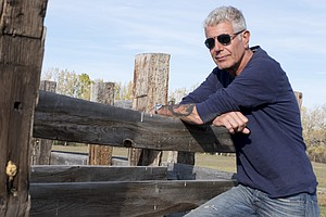 In 'Appetites,' Bourdain Pleases The Toughest Food Critic (His 9-Year-Old)
