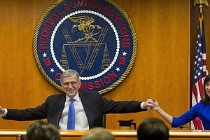 FCC Vote Means Internet Providers Need Permission To Shar...