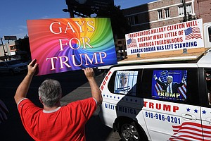 2016 Has Been A Mixed Bag For LGBT Politics