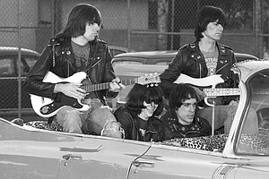 The Ramones Way: Street At Rockers' High School Is Renamed For Band