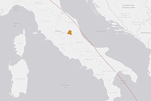 6.6-Magnitude Earthquake Flattens Much Of Historic Basili...