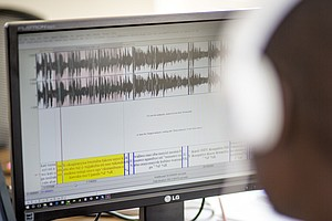 Turn On, Tune In, Transcribe: U.N. Develops Radio-Listening Tool