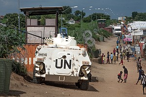 A 'Chaotic And Ineffective Response To The Violence' By U.N. In South Sudan