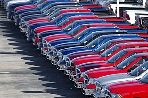 U.S. Car Sales Slide In October