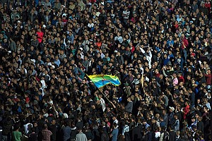 Protests, Arrests Follow The Horrifying Death Of A Moroccan Fishmonger