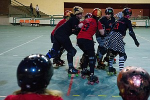 Egypt's All-Woman Roller Derby Team Is Skating Past Stere...
