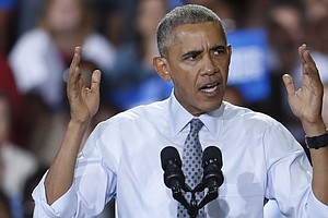 Amid Email Focus, Obama Says He Has 'Absolute Confidence'...