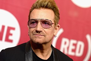 For First Time, Glamour's Women Of The Year Include A Man: Bono