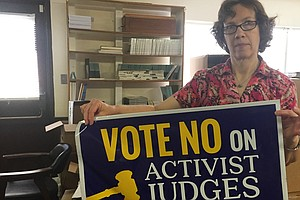 State Judicial Elections Become Political Battlegrounds