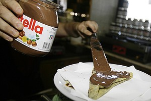 Is Nutella A Dessert Topping Or A Spread? The FDA Wants To Know