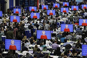Weary Press Corps Can Celebrate Election's End, Then Surv...