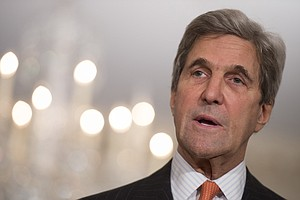 John Kerry Heads To Antarctica, And To A New Travel Record