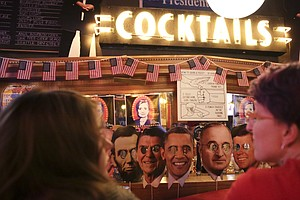 It's Election Night, And America Is Drinking