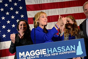 Democrats Squeak Out Win In New Hampshire Senate; Will Pi...
