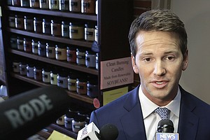 Grand Jury Indicts Former U.S. Rep. Aaron Schock