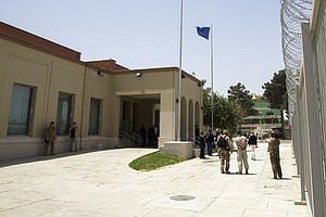 German Consulate In Northern Afghanistan Attacked