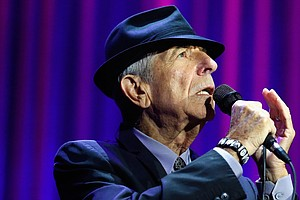 Influential Singer-Songwriter Leonard Cohen Dies At 82