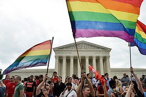 LGBT Rights Activists Fear Trump Will Undo Protections Cr...