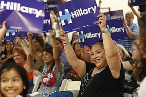'De Nada' Agenda Denied: For Latino Voters, A Narrative C...