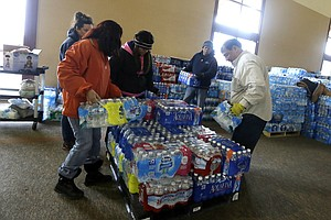 Judge Orders Bottled Water Delivery To Flint Residents Am...