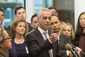 Mayor Rahm Emanuel: 'Chicago Always Will Be A Sanctuary City'