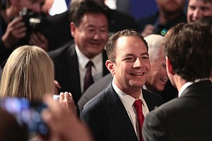 Who Is Reince Priebus, Trump's Newly Named Chief Of Staff?
