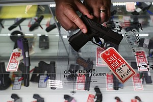 With Trump Win, Gun Sellers See Win — And Loss