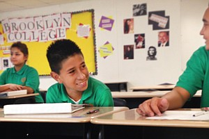 Tougher Times For Latino Students? History Says They've Never Had It Easy