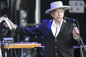 Bob Dylan Won't Be Picking Up His Nobel Prize In Person