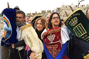 Women's Rights Become A Battleground For Israel's Ultra-O...