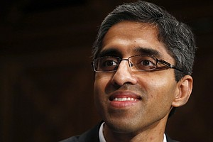 Surgeon General Murthy Wants America To Face Up To Addiction