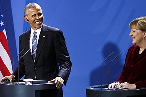 U.S. 'Hasn't Gone Too Fast' In Globalization, Obama Says ...