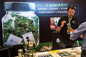 As More States Legalize Marijuana, Investors And Marketers Line Up