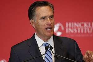 Once Trump's Loudest GOP Critic, Mitt Romney Meets With T...