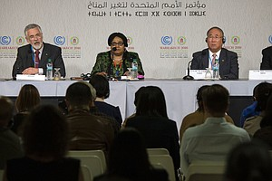 As Marrakech Climate Talks End, Worries Remain About U.S....