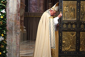 Pope Francis Grants All Priests The Authority To Absolve ...