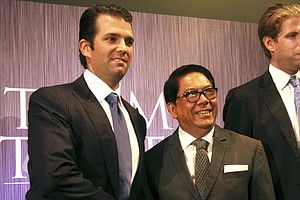 Who's The New Philippine Envoy? The Man Building Trump To...