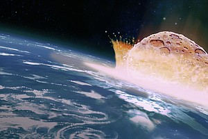 Scientists Say Dinosaur-Killing Asteroid Made Earth's Surface Act Like Liquid