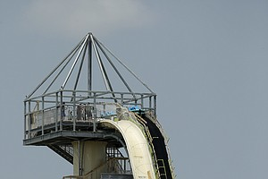 World's Tallest Waterslide To Be Demolished After Boy's D...