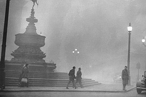 Research On Chinese Haze Helps Crack Mystery Of London's ...