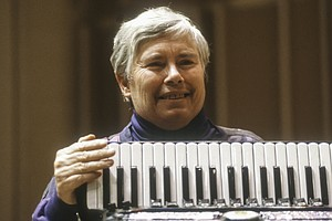 Pauline Oliveros, Pioneer Of 'Deep Listening,' Dies At 84