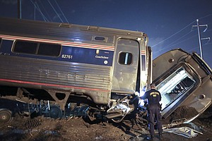 Feds: Railroads Make Slow Progress On Revolutionary Braki...