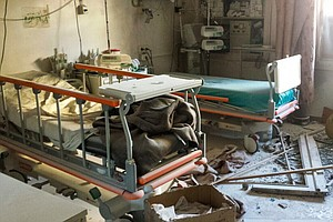 The Last Hospital In Eastern Aleppo Is No More