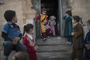 ISIS Drove Them From School, Now The Kids Of Mosul Want T...