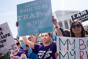 Abortion-Rights Groups Challenge Restrictions In Three States