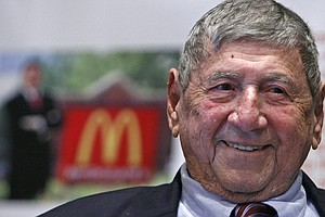 Creator Of McDonald's Big Mac Dies At 98