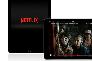 No Internet Connection? No Problem. Netflix Adds Offline Viewing